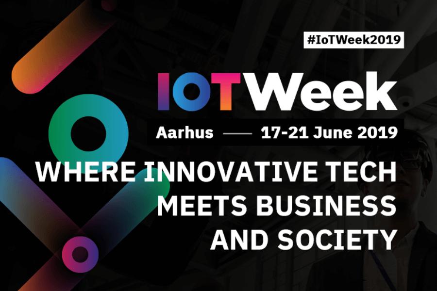 IoT Week 2019, Aarhus
