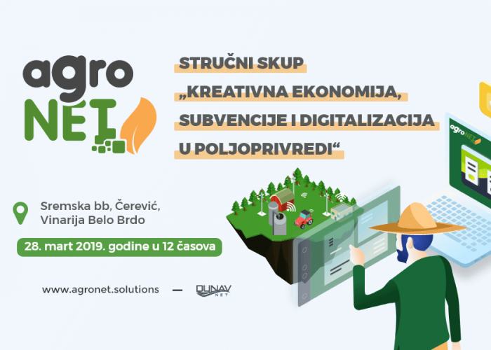 agroNET presentation, Čerević