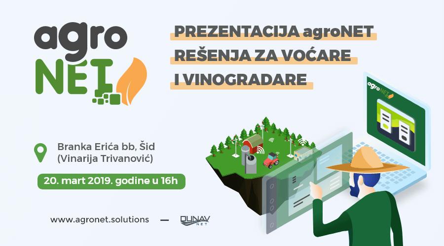 agroNET presentation, Šid