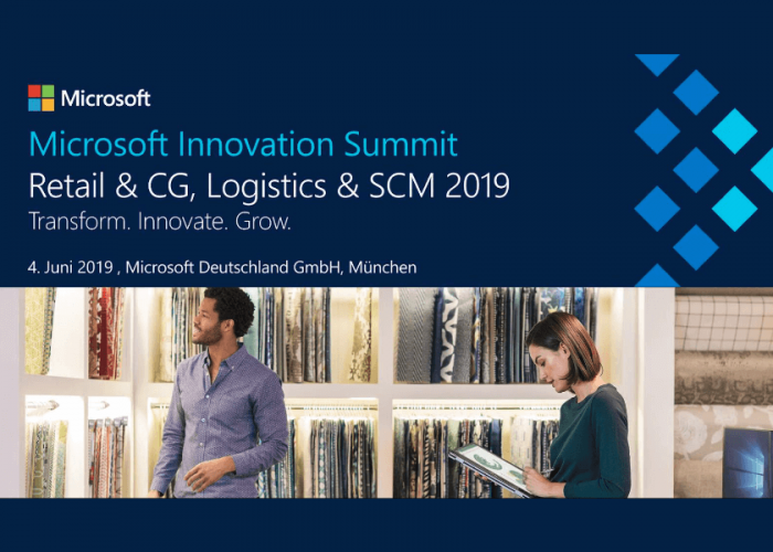 Microsoft Innovation Summit 2019, Munich