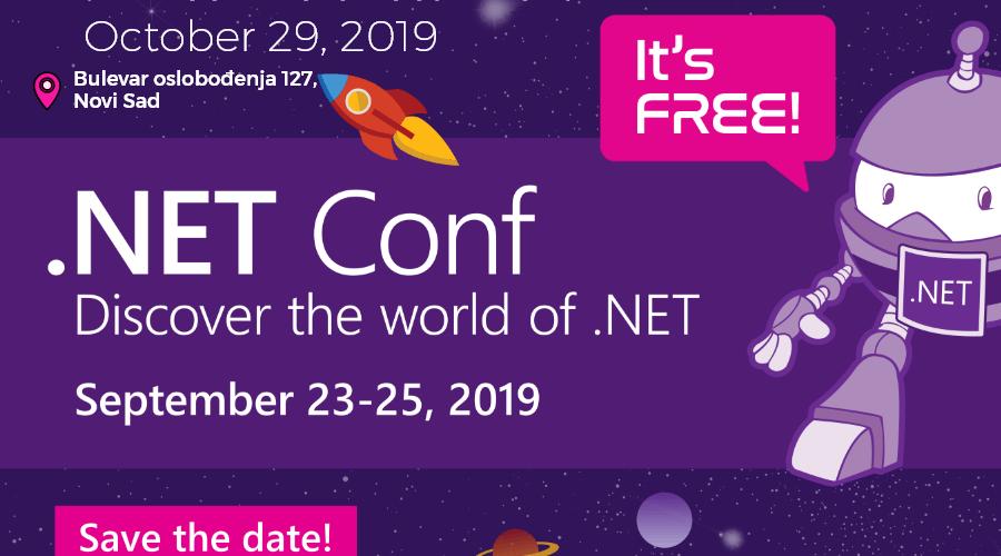 .NET Conf Local Event