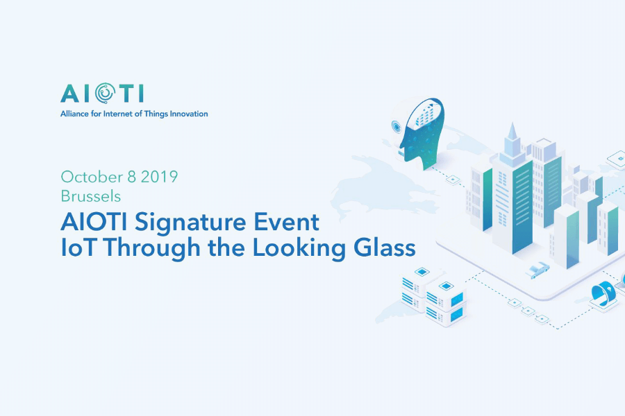 The AIOTI Signature Event, Brussels
