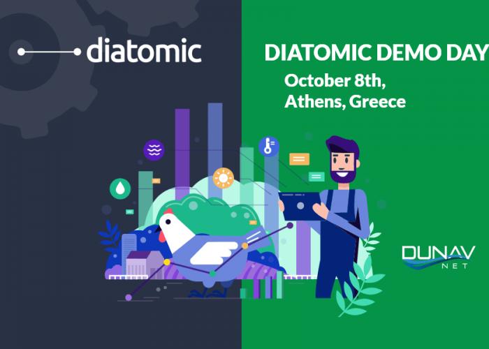 Diatomic Demo Day, Athens
