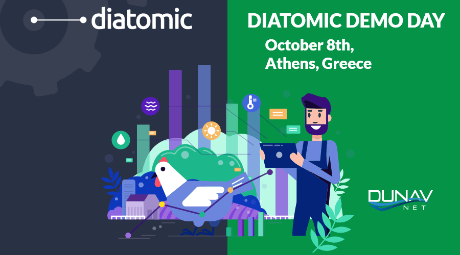 Diatomic Demo Day, Athens