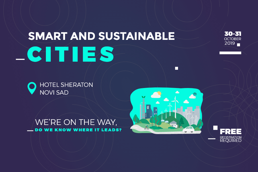 Smart and Sustainable Cities, Novi Sad