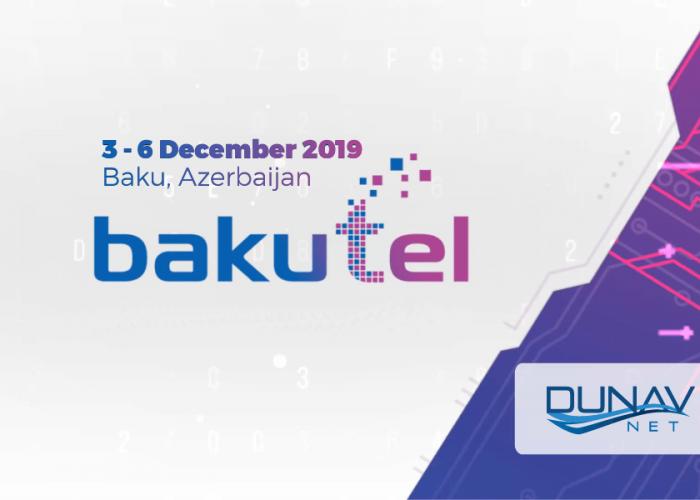 Bakutel 2019, Baku, Azerbaijan