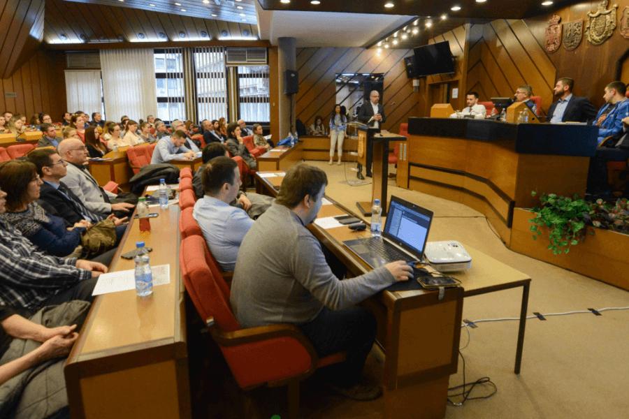Smart City conference, Novi Sad
