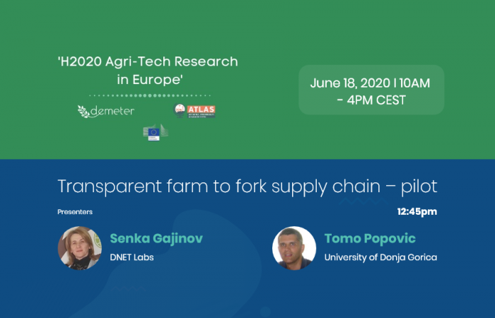 H2020 Agri-Tech Research in Europe