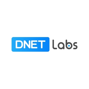 DNET Labs Logo for light background