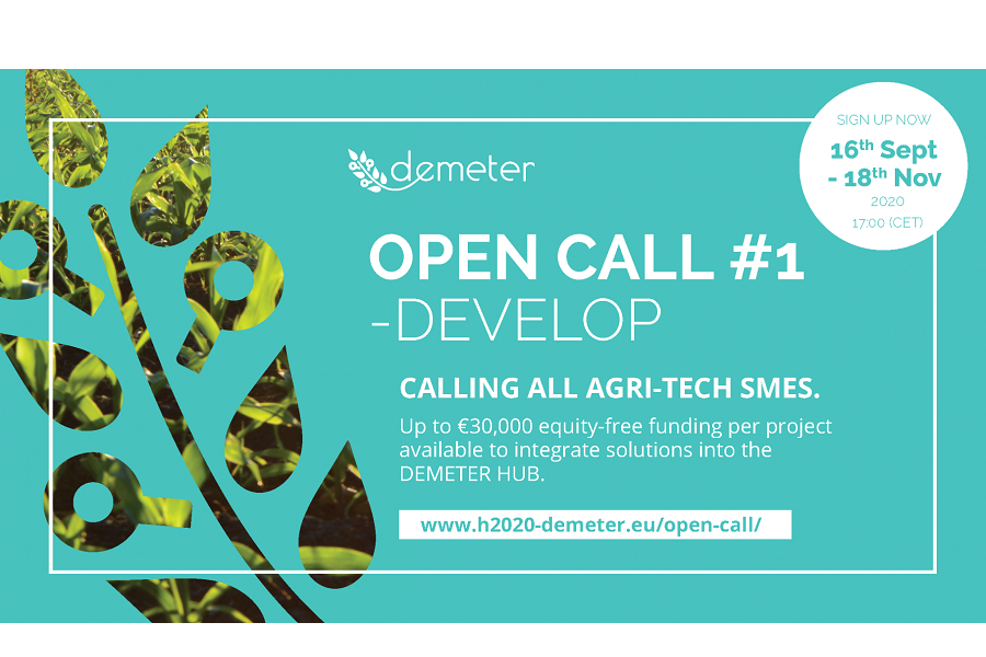 Demeter Open Call