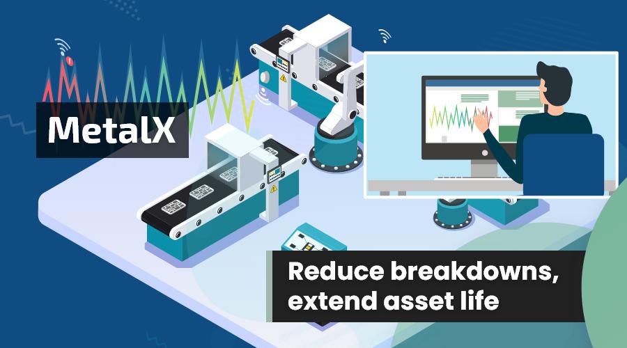 MetalX predictive maintenance service