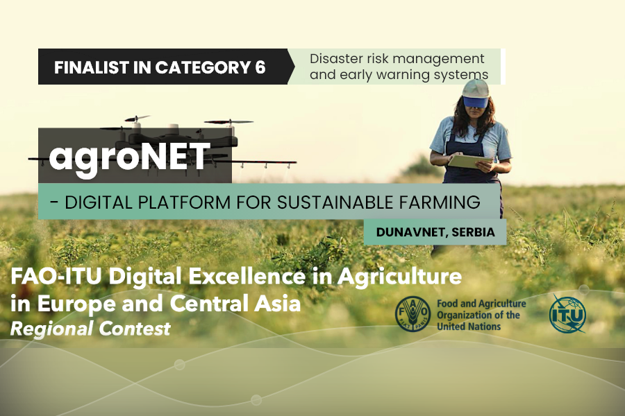 Digital Excellence in Agriculture – regional contest